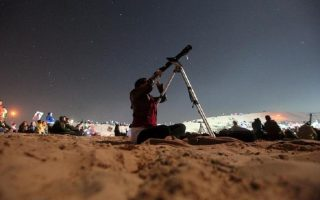 Astronomy1 320x200 - SPACE India to Teach Astronomy to Specially-Abled