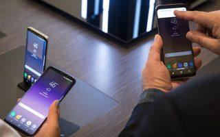 Samsung Galaxy S8 microsoft edition 320x200 - Samsung Galaxy S8, S8+ Microsoft Edition: What to Expect