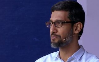 Pichai 3 320x200 - Google CEO Sundar Pichai Earns Over Rs 3.52 Crore Per Day As Salary