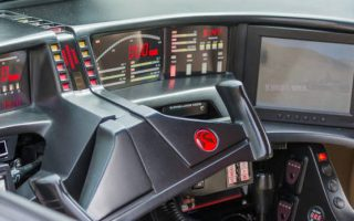 knightrider 320x200 - US trade watchdog boss goes all Kendrick Lamar on self-driving cars