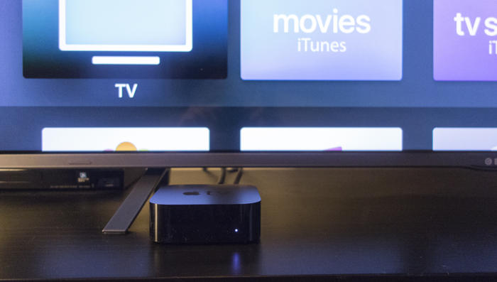 apple tv 4k home