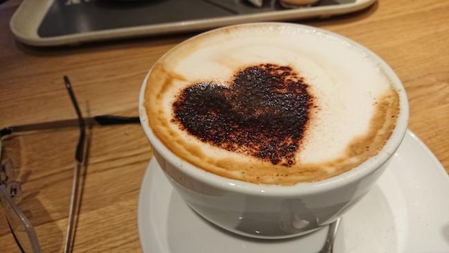 Photo Sample: Coffee