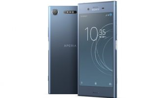 xz1 frontback render 320x200 - Xperia XZ1: Sony spies with its MotionEye something beginning…