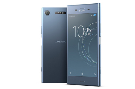 xz1 frontback render - Xperia XZ1: Sony spies with its MotionEye something beginning…
