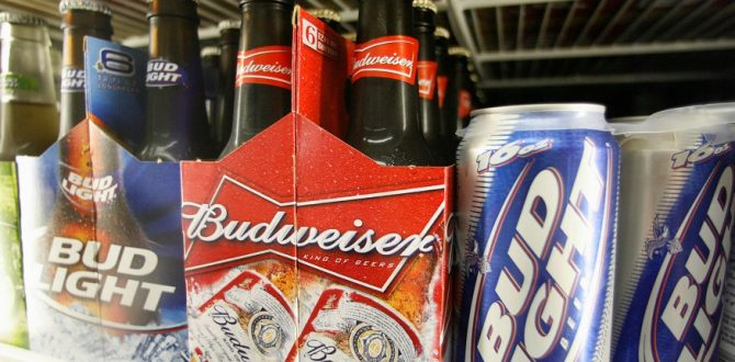 Budweiser Logo 670x330 - Budweiser Adopts Renewable Electricity in All US Breweries