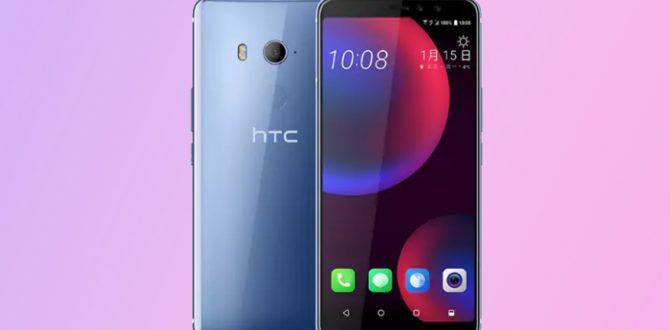 HTC U11 EYEs 670x330 - HTC U11 EYEs Launched With Dual Selfie Camera, 6-Inch Full HD+ Display