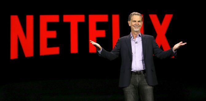Netflix CEO reuters 670x330 - Netflix's 'Original Content' Strategy Works Wonders; Crosses $100 Billion Market Capitalisation