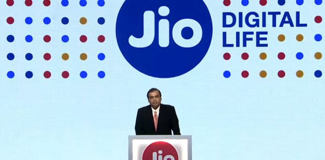 Reliance Jio Live announcement 670x330 - Jio to Cover 100% Bengal Population by December 2018: Ambani