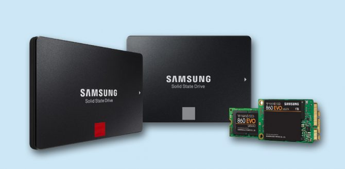 Samsung Solid State Drive Family 670x330 - Samsung Launches 860 PRO, 860 EVO Solid State Drives in India Starting at Rs 8,750