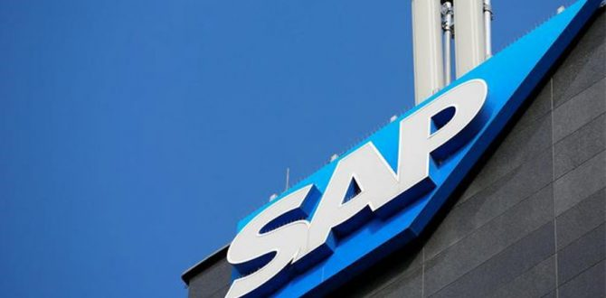 The logo of German software group SAP AG 670x330 - SAP Buys Callidus For $2.4 Billion to Boost Cloud Revenues