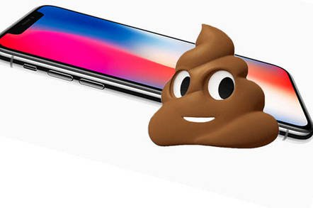 apple iphonex poo1 - 29 MEEELLION iPhone Xs flogged… only to be end-of-life'd by summer?