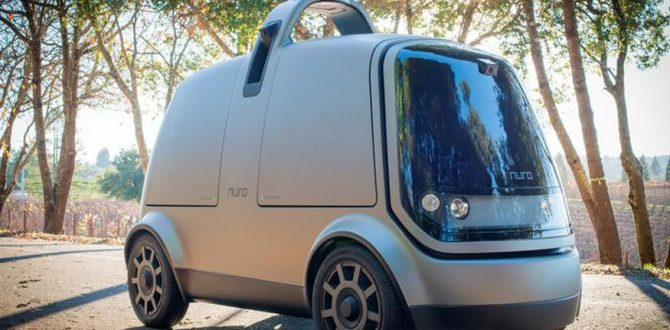 autonomous car 670x330 - California Start-up Nuro Raises $92 Million For Autonomous Delivery Vehicles