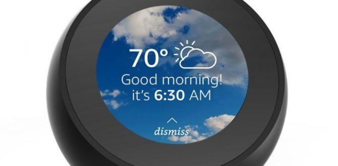 echo spot 100747495 large 670x330 - Amazon Is Offering a $40-Off Deal On Its Echo Spot Devices