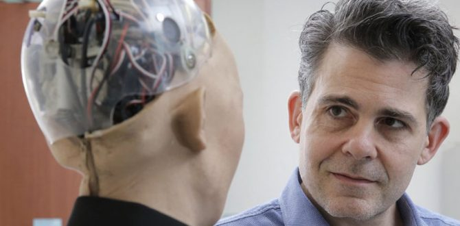 human like robot 670x330 - Lifelike Robots Made in Hong Kong Meant to Win Over Humans
