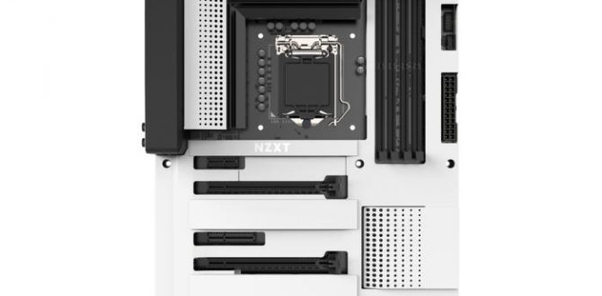 n7 white main 100746494 large 670x330 - NZXT's debut motherboard is one of the most breathtaking motherboards ever