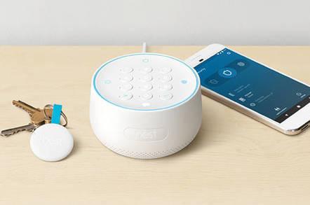 nest secure - Nest's slick IoT burglar alarm catches crooks… while it eyes your wallet