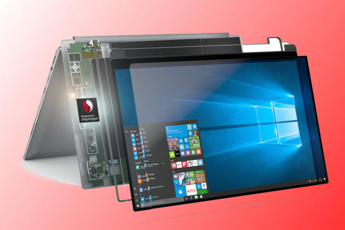 qualcomm snapdragon 835 mobile pc platform