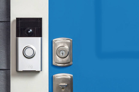 ring doorbell - Who's that at Ring's door? Why, it's Skybell with a begging cup, er, patent rip-off lawsuit