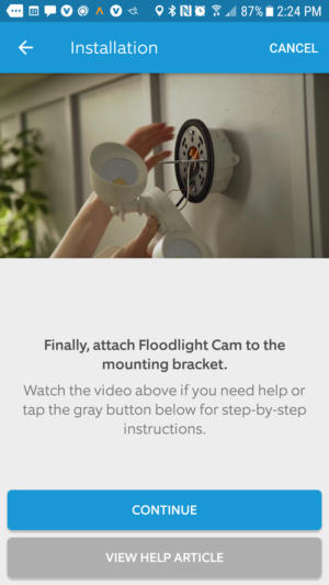 ring floodlight cam installation
