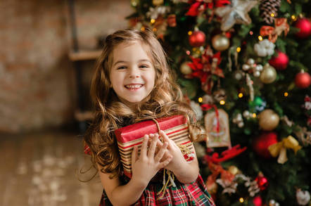 shtterstock xmas gift - When neural nets do carols: 'Santa baby bore sweet Jesus Christ. Fa la la la la la, la la la la'