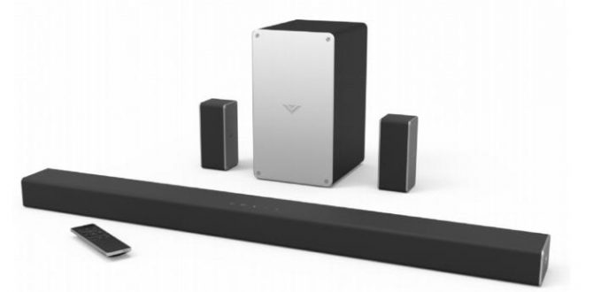 vizio 5 1 soundbar system 100747841 large 670x330 - Vizio SmartCast Sound Bar (model SB3651-E6) review: The high-tech feature set comes with a few sonic tradeoffs