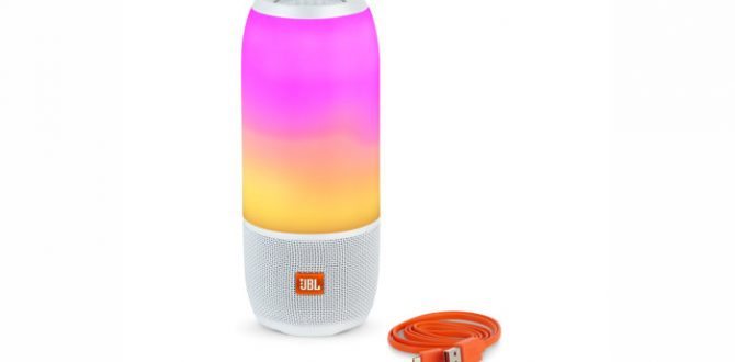 white and pink pulse3 100745469 large 670x330 - JBL Pulse 3 review: This weatherproof Bluetooth speaker puts on a fun light show