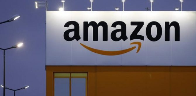 Amazon Logo 670x330 - Amazon Posts Largest Profit in Its History on Sales, Tax Boost