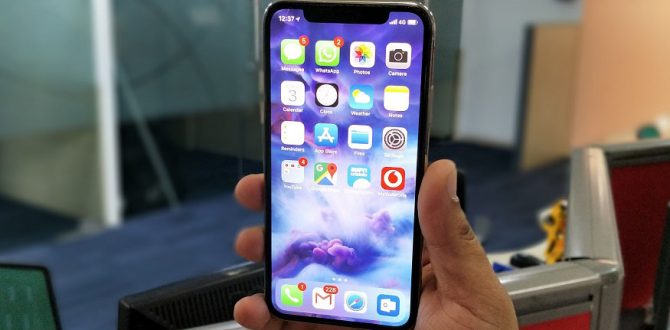 Apple iPhone X Display 670x330 - Strong iPhone Prices, Cash Plans Buoy Apple Shares After Muted Outlook