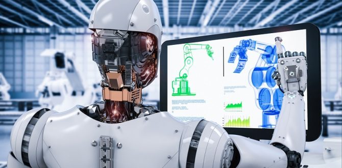 Artificial Intelligence Robot 670x330 - Artificial Intelligence Sparks Hope And Fear, US Poll Shows
