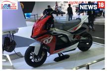 Auto Expo 2018: First Look of TVS Creon Concept at Auto Expo