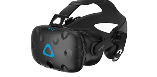 HTC 670x330 - HTC Launches 'Vive Business Edition' VR System in India: Price, Specifications And More