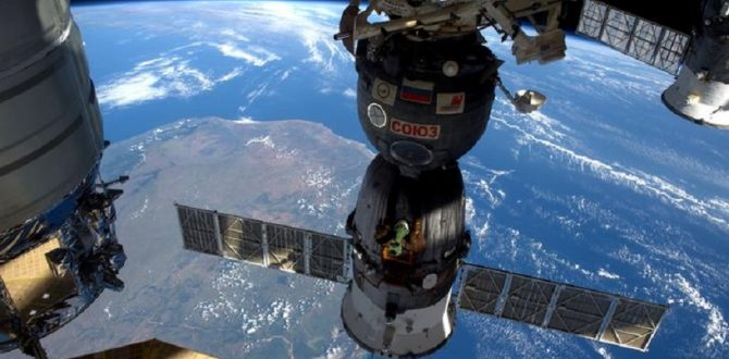 International Space Station 670x330 - US Wants to Privatise NASA's International Space Station, Says Report