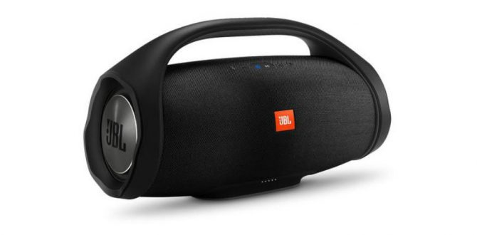 JBL SPEAKER  670x330 - JBL Boombox Bluetooth Speaker Launched For Rs 34,990 in India