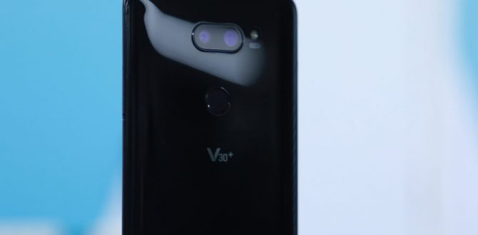 LG V30 Plus 2 670x330 - LG Set to Unveil 'Vision AI', Its Own AI Tech For Smartphones at The MWC 2018