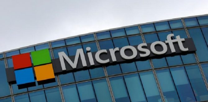 Microsoft 670x330 - Microsoft Sees Growth in Its Cloud Computing Business, Led by Office 365 And Azure