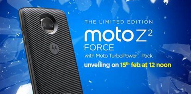 Moto Z2 Force 670x330 - Motorola Moto Z2 Force With 'Shatterproof' Display, Moto Mods to Launch on Feb 15