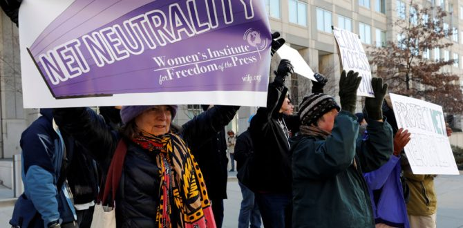 NET 670x330 - Big Tech Backs US Congressional Vote to Keep The Net Neutral