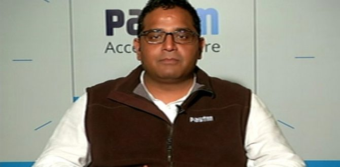PAYTM CEO 670x330 - Paytm Founder Vijay Sharma Cries Foul, Alleges WhatsApp not Following Security Guidelines