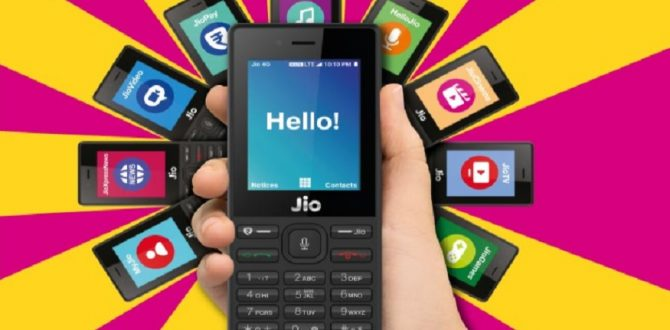 Reliance JioPhone 670x330 - JioPhone Now Available on Amazon.in