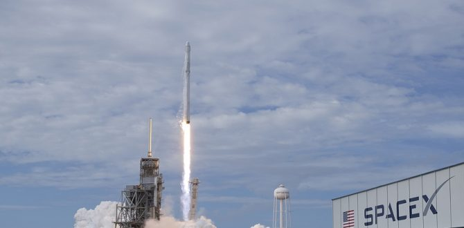 SapceX Falcon 9 Lift off 670x330 - SpaceX Rocket Launches Luxembourg Satellite For NATO