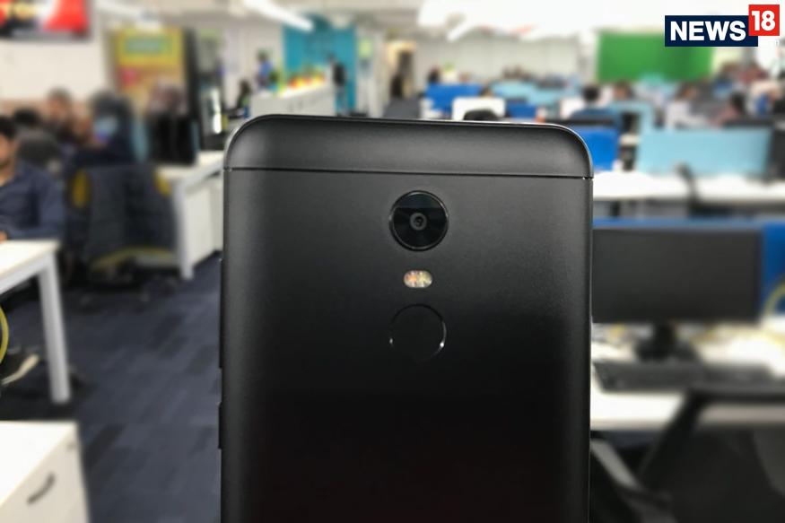 Xiaomi Redmi Note 5 Primary Camera