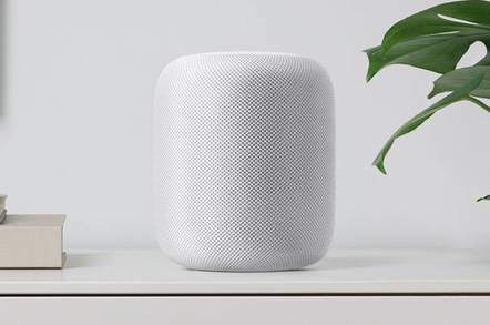 apple homepod - You're decorating it wrong: Apple HomePod gives wood ring of death