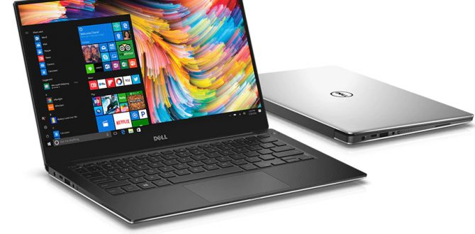 dell xps 13 670x330 - Dell 'XPS 13' Laptop Launched in India: Price, Specifications And More