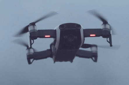 dji spark drone - Bzzzt! If you're in one of these four British cities, that was a drone