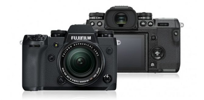 fujifilms 670x330 - Fujifilm X-H1 Mirrorless Video-Focused Camera Launched in India: Price, Specifications And More