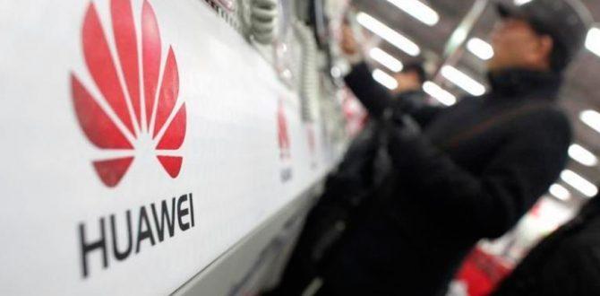 huawei1 670x330 - Huawei to Showcase World's First Smartphone-Driven Car: Report