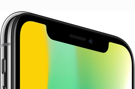 iphonex notch - iPhone X 'slump' is real, whisper supply chain moles