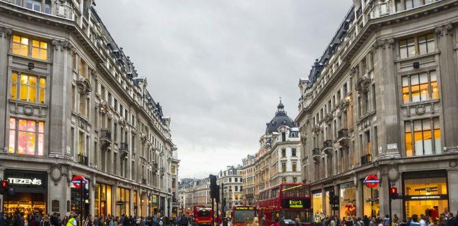 london AFP5 670x330 - London Still Top Choice For Global Tech Firms Despite Brexit
