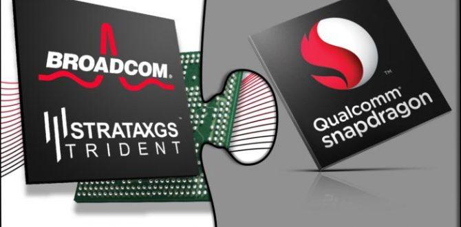 ma11 broadcom qualcomm 100743828 large 670x330 - Broadcom raises its offer for Qualcomm to $120 billion