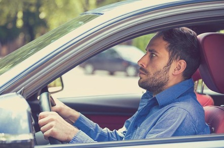 shutterstock car fear - Disengage, disengage! Cali DMV reports show how often human drivers override robot cars